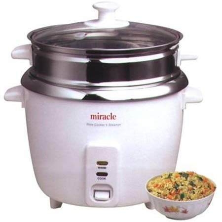 Stainless Steel Rice Cooker Model ME81| Rice Cooker Stainless Steel Inner Pot
