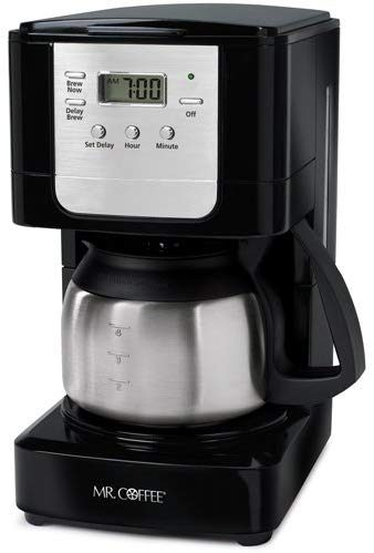 Mr. Coffee JWX9-RB| Thermal Carafe Coffee Maker