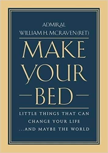 Making your bed
