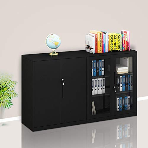 Metal Office File Cabinet 30 inch Height | Office Cupboard