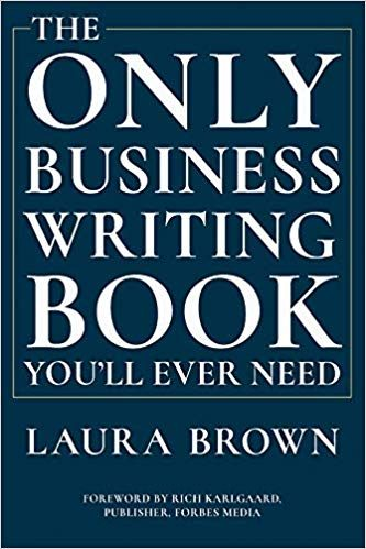 The only business writing book
