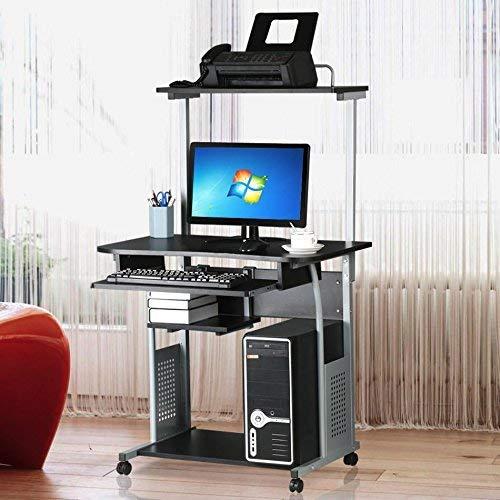 Topeakmart 2 Tier| Compact Computer Desks