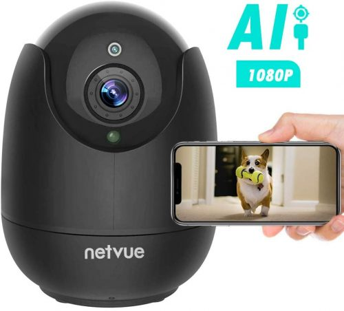 Dog Camera - 1080P FHD Pet Camera with Phone App | Office Camera