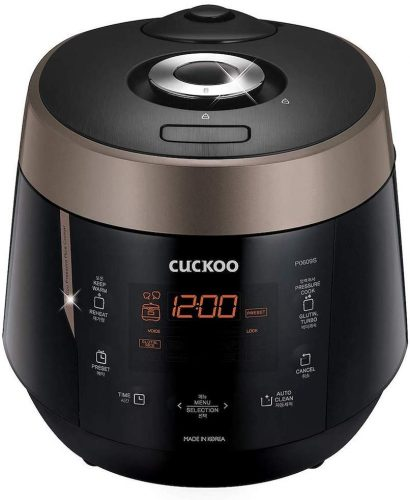 Cuckoo CRP-P0609S| Cuckoo Rice Cooker