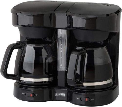 Kitchen Selective Dual| Dual Coffee Maker