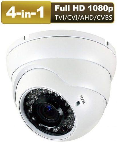 1080P 4-in-1 CCTV HD Security Dome Camera | CCTV Camera Online
