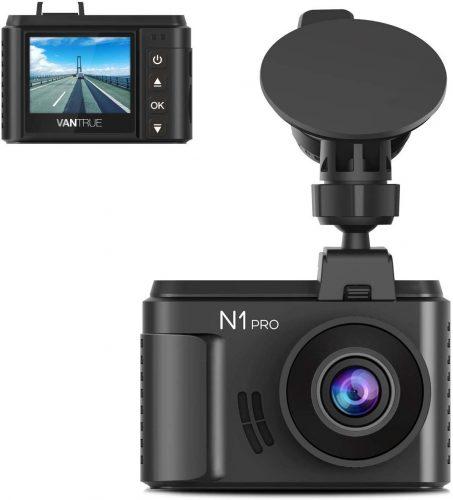 Vantrue N1 Pro Mini Dash Cam Full HD