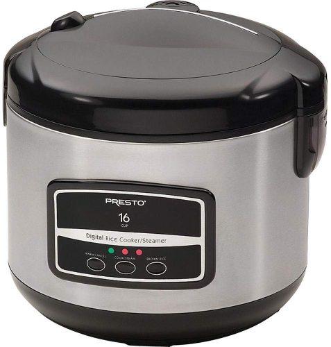 Presto| Rice Cooker Stainless Steel Inner Pot