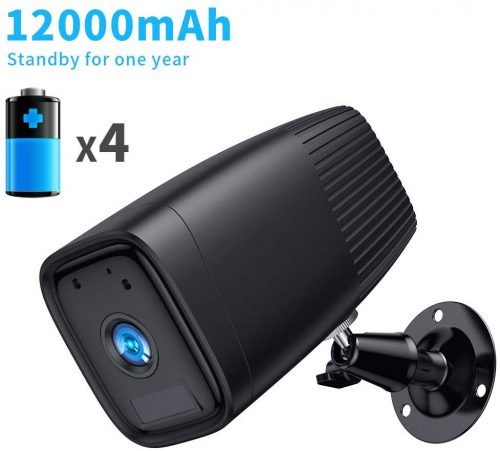 SDETER Wireless| CCTV Camera With Recording
