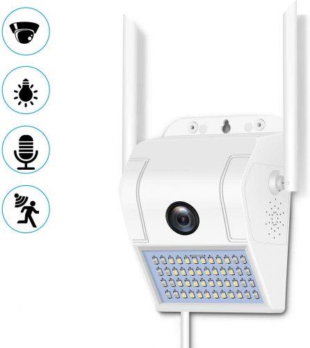 Outdoor Security Camera, 1080P WiFi IP Camera| CCTV Camera With Recording