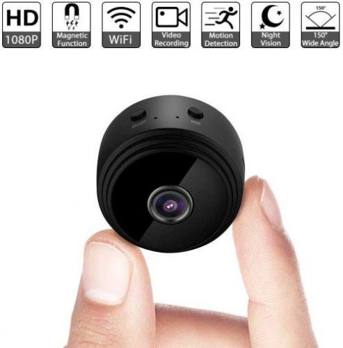 Mini Spy Camera WiFi Wireless Hidden Video Camera | Office Camera