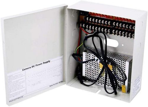 Monoprice| CCTV Power Supply