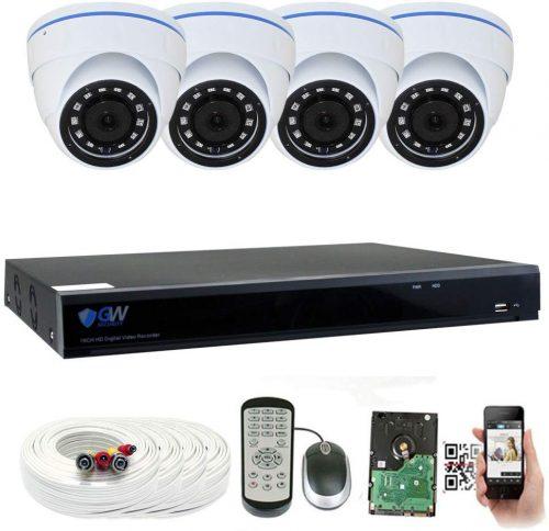 GW 8 Channel 5 Megapixel| CCTV Camera Online