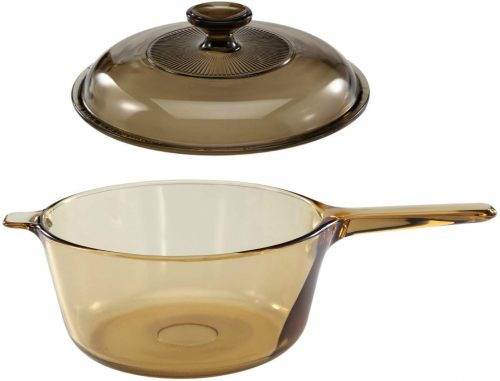 Corning Vision - Glass Cookware