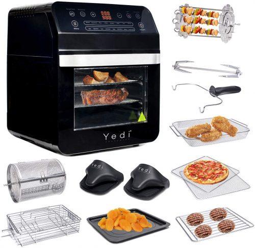 Yedi Total Package Air Fryer | Large Capacity Air Fryer