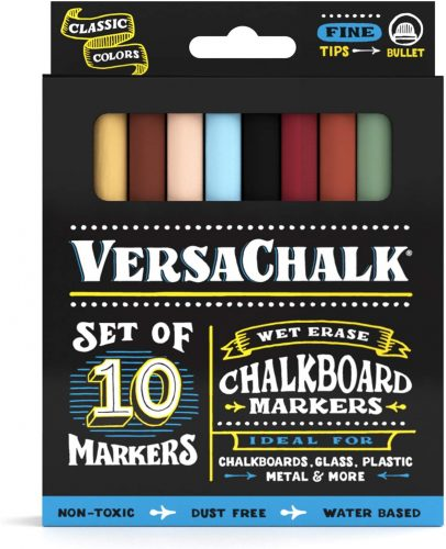 Classic Liquid Chalk Markers by Versa chalk | Markers