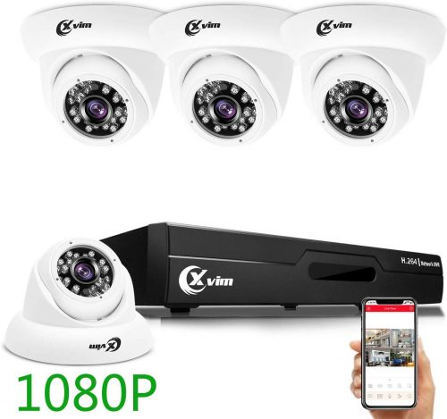 XVIM 4CH 1080P| CCTV Camera Online