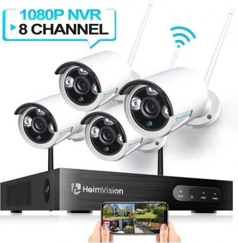 HeimVision HM241 Wireless Security Camera System | Wireless CCTV