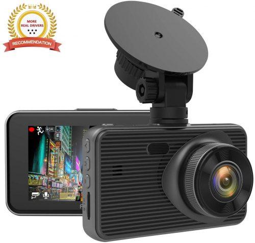 Dash Cam, FANTASON Dash Camera
