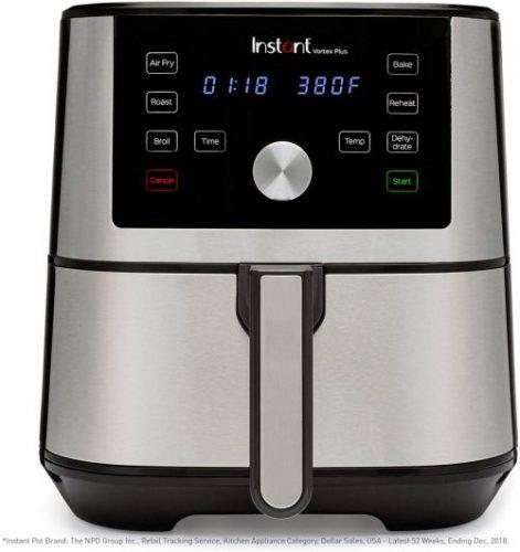 Instant Vortex Plus 6-in-1 Air Fryer | Large Capacity Air Fryer