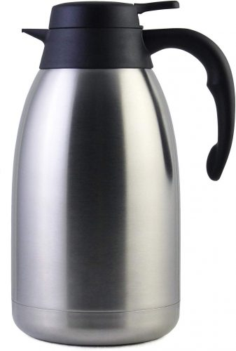 68 Oz Stainless Steel Thermal Coffee Carafe | Thermal Carafe Coffee Maker