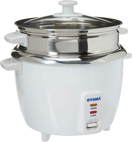 OYAMA | Rice Cooker Stainless Steel Inner Pot
