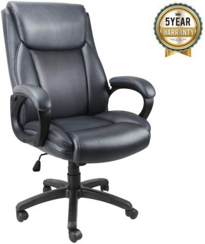 Mysuntown Executive Home Office Chair