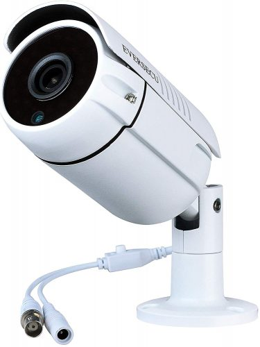 Eversecu 1080P 2.0MP| CCTV Camera With Recording