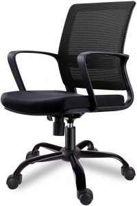 Smugdesk Mid-Back Big computer chair - Office Chairs Under 100