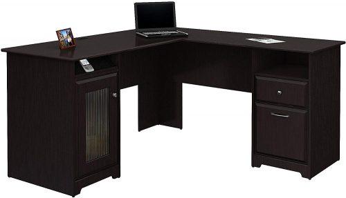Cabot L-shaped| Compact Computer Desks