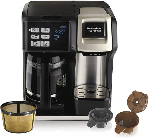 Hamilton Flex Brew| Dual Coffee Maker