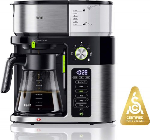 Braun Multi Serve | Professional Coffee Machines