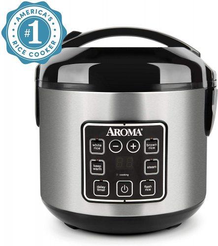 Aroma| Rice Cooker Stainless Steel Inner Pot