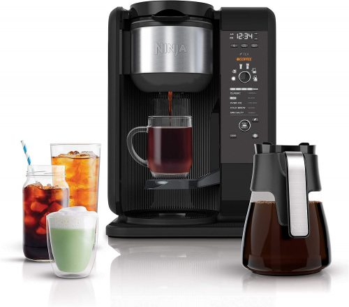 Ninja Cold and Hot| 4 Cup Coffee Maker