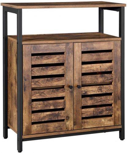 Brown ULSC&6BX | Rustic Bedroom Furniture