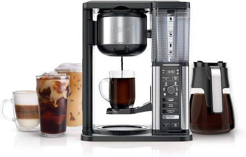 Ninja Specialty Fold-Away| Dual Coffee Maker