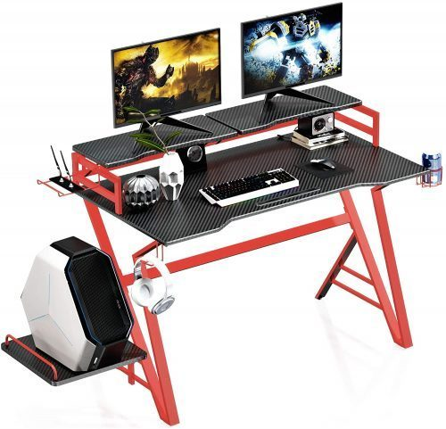 VIPEK Gaming Desk Home Office Computer Table