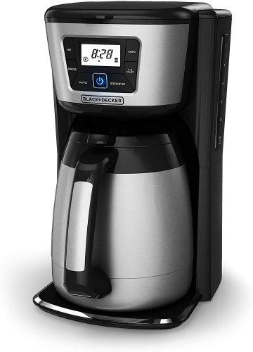 Black Decker Thermal| Dual Coffee Maker