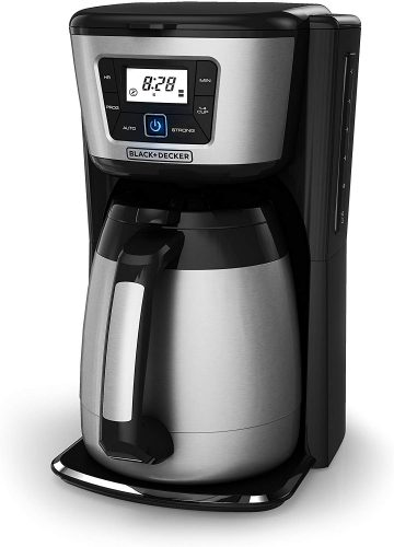 BLACK+DECKER | Thermal Carafe Coffee Maker