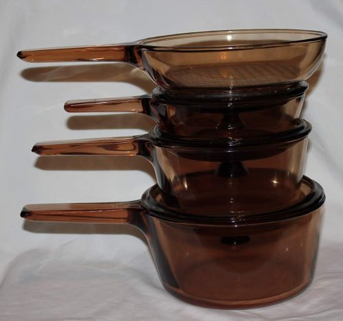 Corning ware visions - Glass Cookware