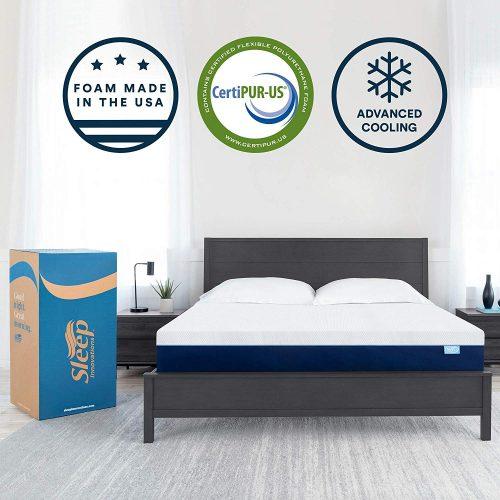 Sleep innovation| Cheap King Size Mattress