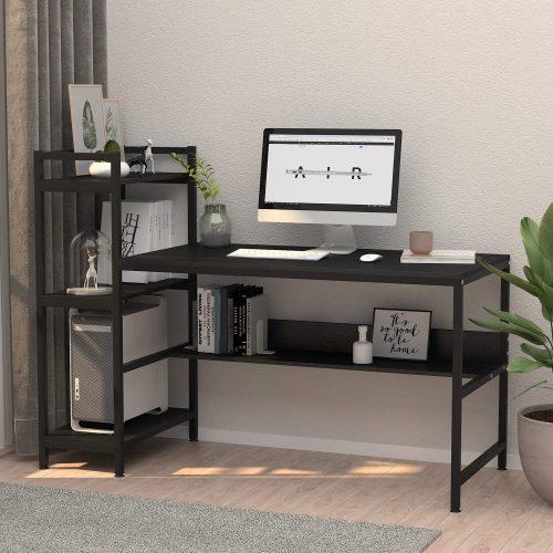 Halter ED-600 Preassembled Height Adjustable Desk Sit/Stand