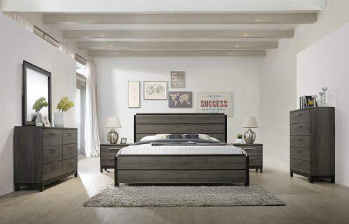 Roundhill iona| King Bedroom Set