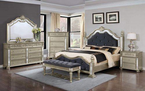 GTU Furniture Kenton Panel | King Bedroom Set