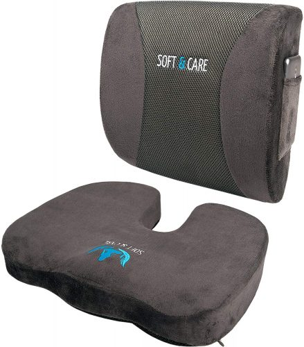 Softacare | Back Support For Office
