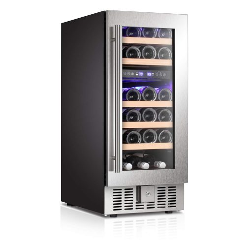 EdgeStar Antarctic Star Wine Cooler Beverage Refrigerator Fridge