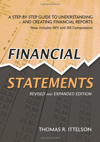 Financial Statements: A Step-by-Step Guide