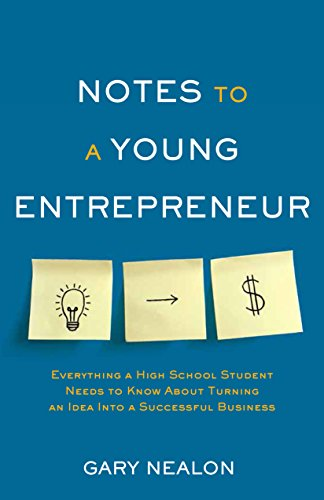 Notes to a Young Entrepreneur | business books for beginners