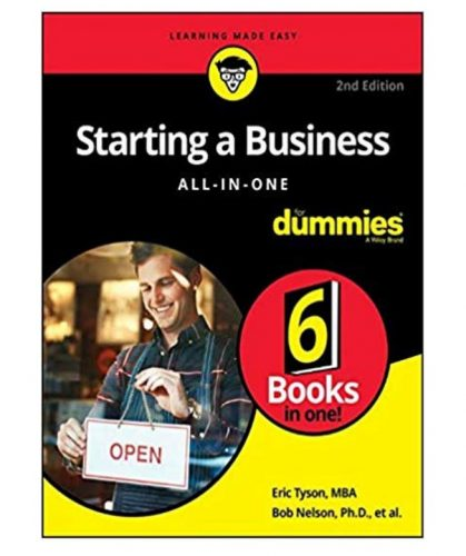Starting a Business All-in-One For Dummies| business books for beginners