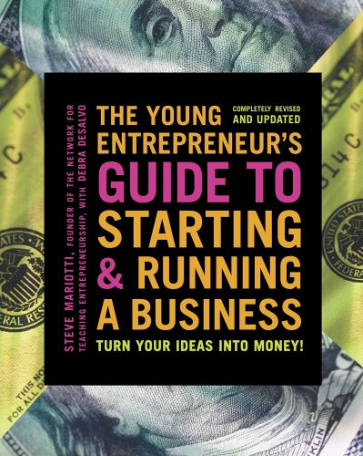 The Young Entrepreneur's Guide to Starting | business books for beginners